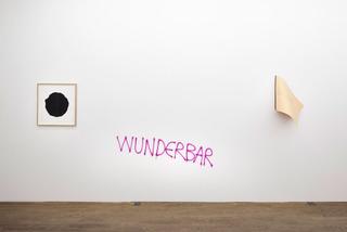 installation view, Kristján Gudmundsson, Hlynur Hallsson, Karlotta Blöndal