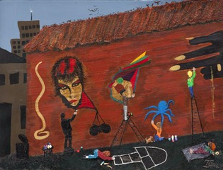 Basquiat Lives, Ione Citrin