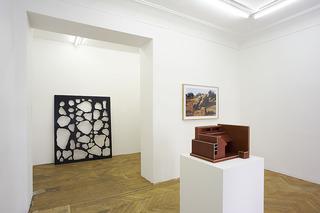 Gibellina Vecchia, Installation View at BISCHOFF/WEISS, Raphael Zarka