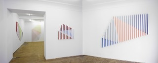 Fractured Symmetry, Installation View at BISCHOFF/WEISS,Rana Begum