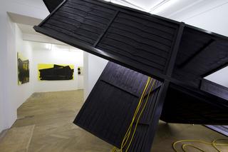 What the city left behind, Installation View at BISCHOFF/WEISS, Nathaniel Rackowe