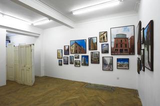 Behind closed doors, Installation View at BISCHOFF/WEiSS, Aya Haidar
