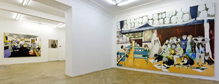 Nocturne, Installation View at BISCHOFF/WEISS,Maya Hewitt