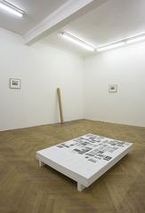 Rhombus Sectus, Installation View at BISCHOFF/WEISS, Raphaël Zarka