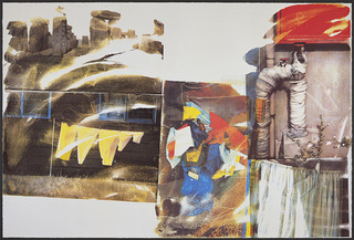 Source ( From Speculations), Robert Rauschenberg