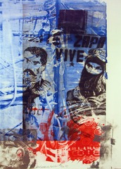 Epic (From Ground Rules), Robert Rauschenberg