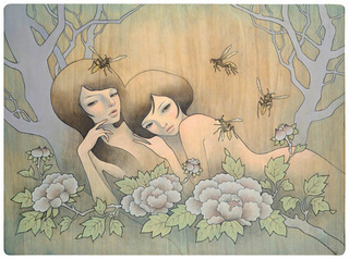 after it is done, Audrey Kawasaki