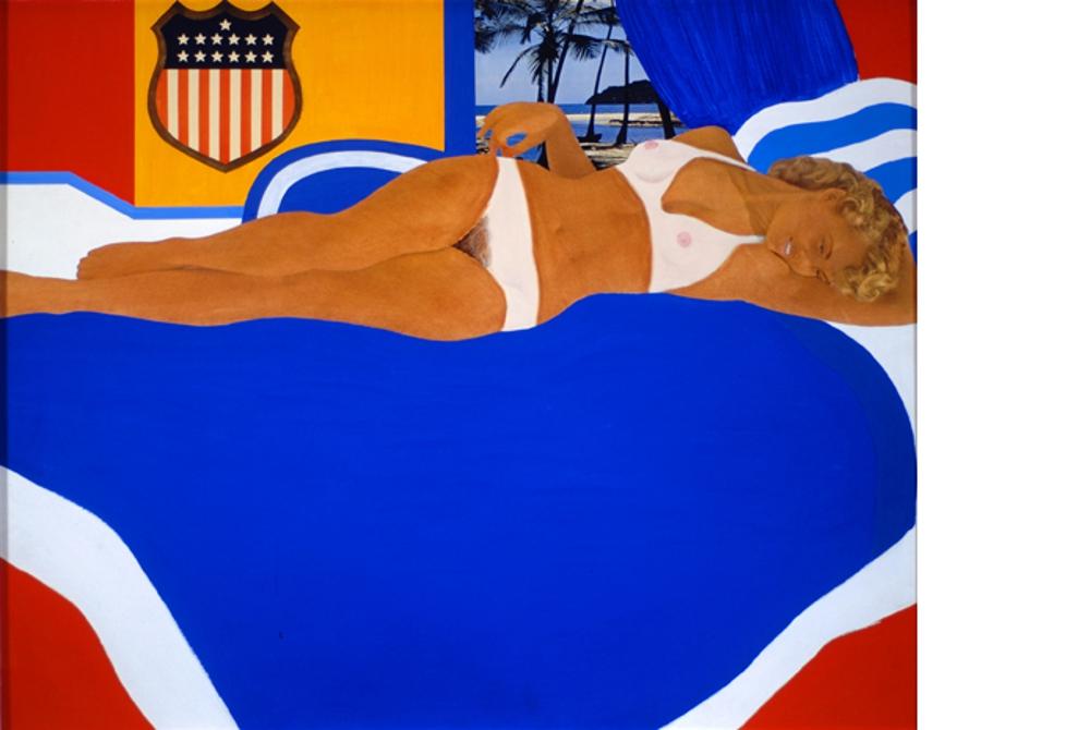 Tom wesselmann great american nude 57