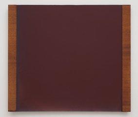 Dark Red Over Blue , David von Schlegell