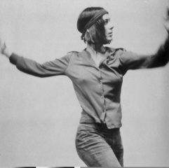 Trio A (still) , Yvonne Rainer