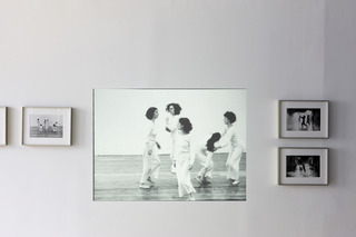 Slide Show from Movement and Stills, Babette Mangolte
