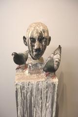 Portrait/Pigeons, Joseph Nero