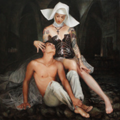 Secrets and Confession ,Alexandra Manukyan