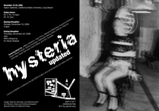 Hysteria updated, Group Show