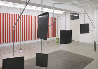 installation view: Club Sandwich, Alexandre da Cunha