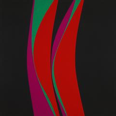 Untitled (February 4), Lorser Feitelson (1898 - 1978)