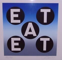 EAT, Robert Indiana