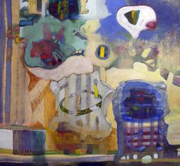 Yaqui Abstraction 1, Mario Martinez