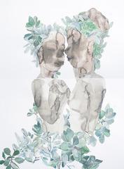 Mirror in a Terrarium , Jennifer Poon