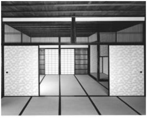 Katsura: Main Room oft the old shoin, Ishimoto Yasuhiro