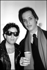 Bobby Grossman & John Waters - SOHO ,Bobby Grossman