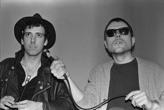 Mick Jones & Glenn O\'Brien TV Party,Bobby Grossman