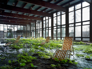 Grossinger's Pool, Catskills, Katherine Westerhout