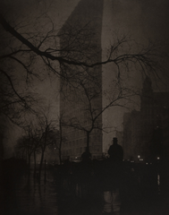 The Flatiron Building, New York,Edward Steichen