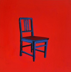 Untitled (Chair I), Joshua Petker