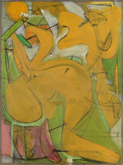 The Marshes ,Willem de Kooning