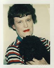 Frau Buch , Andy Warhol