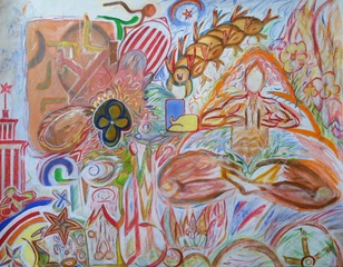 Wheels of History ( Day 7 ), Valerii Klymchuk