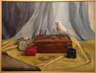 Birds and Boxes, Aija Marie Ozols Gibson