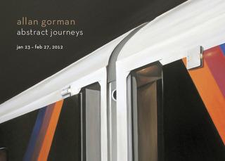 Two Doors Waiting, Allan Gorman