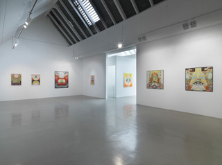 Early Works, installation view, Anna Oppermann