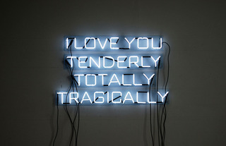 I love you tenderly, totally, tragically, Norma Markley