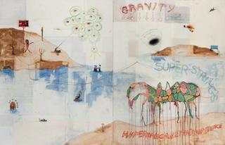 War Painting, David Lloyd