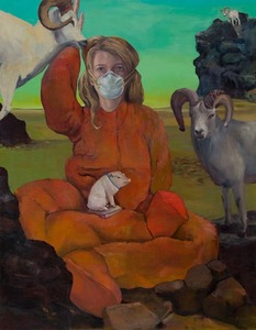20120106235447-alexandra_wiesenfeld__22this_pig_used_to_sit_on_a_biedermeier_couch_22_60_x_84_22__oil_on_canvas_2010