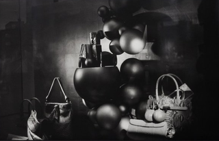The Consumystic IV (handbag and spheres), Margarita Gluzberg