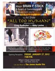 Invitation, Abby Levine, Craig Radhuber