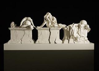 Still Life Triptych, Rachel Kneebone
