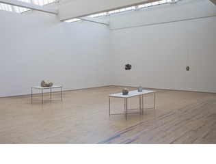 installation view, Jean-Luc Moulène
