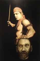 David and Goliath, Cesar Conde\'