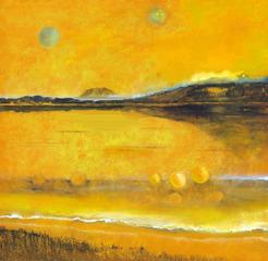 Yellow Lake, Lillian Abel