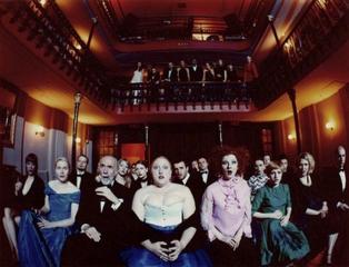 Theatre, marco sanges
