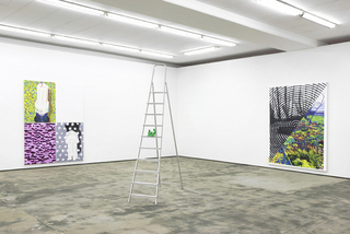 "Installation view of exhibition ""NSOW"","