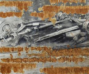Merapi Aftermath, Jim Haynes