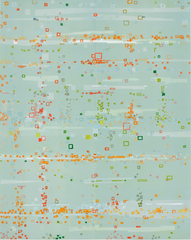 Bitmap I, Ann Conrad