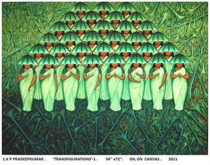 Transfigurations 1, K.P. Pradeepkumar
