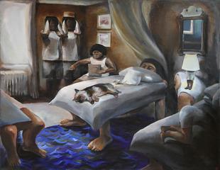 The room of sleep, Kyuryee Kim
